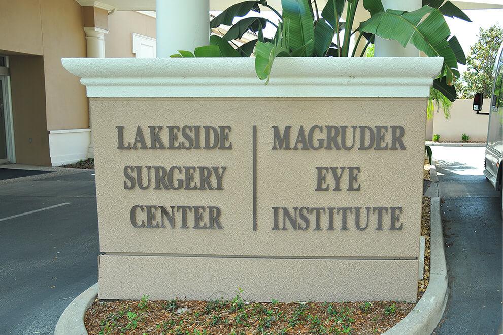 Magruder Eye Institute